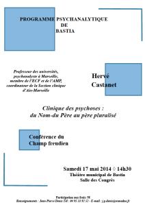 Bastia-conférence