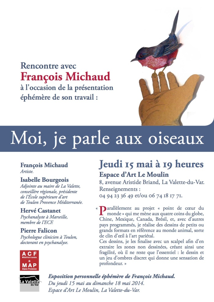 expo-F-MICHAUD-15MAI-LA-VALETTE