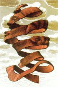 Morris C. Escher.