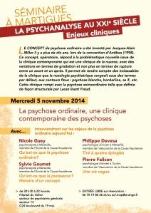 SÉMINAIRE MARTIGUES novembre 2014 (1)