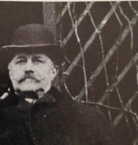 Daniel Paul Schreber en 1905, l'année du texte rimé à sa mère.
