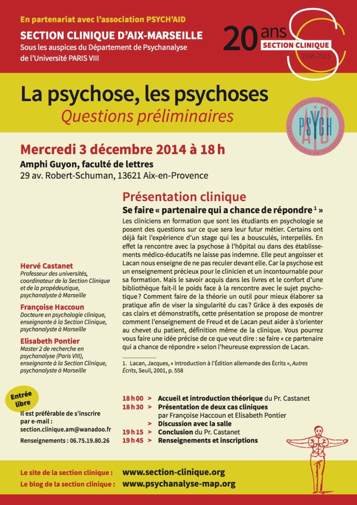 SECTION CLINIQUE PSYCHAID AFFICHE (5)