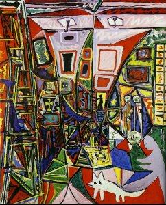 Las Meninas, Pablo Picasso (1957).