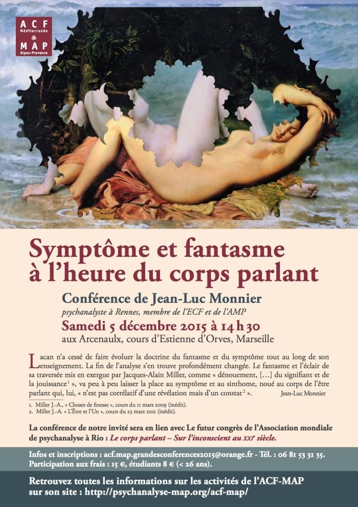 GRANDES CONFÉRENCES 2015-5e Jean-Luc Monnier