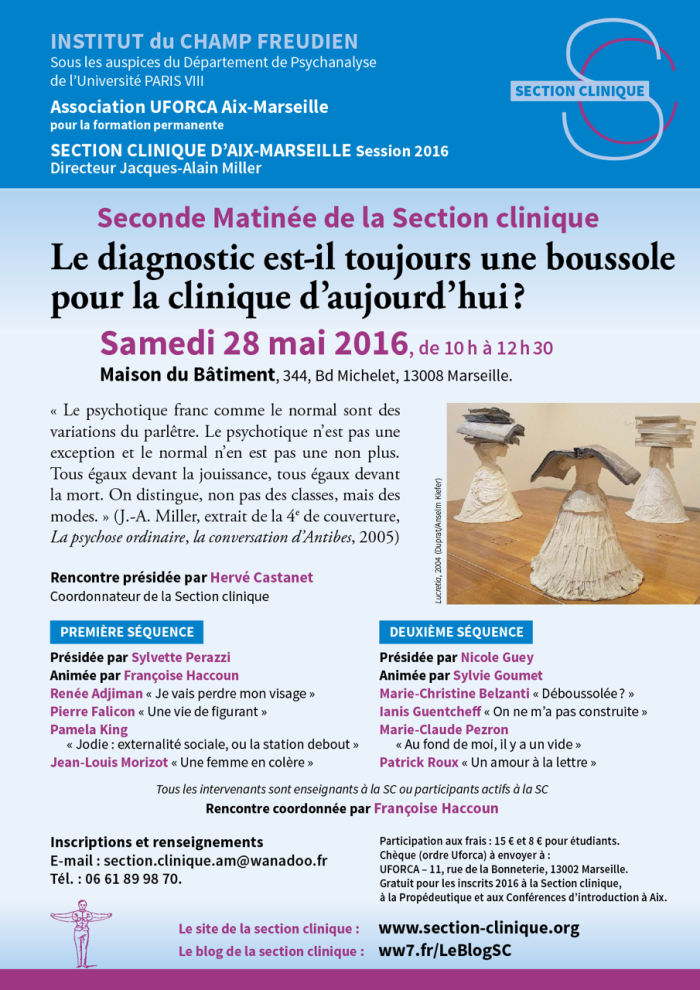 SC seconde Matinée Diagnostic Boussole 28 mai 2016