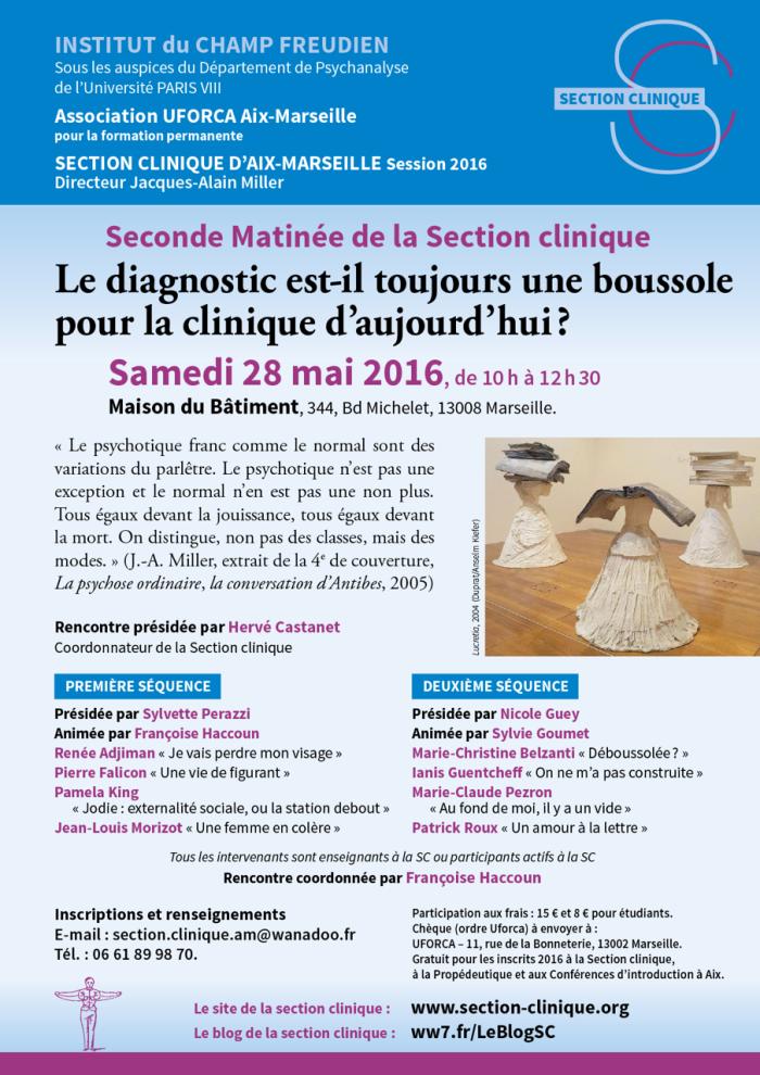 SC seconde Matinée Diagnostic Boussole 28 mai 2016