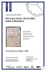 Lire avec Lacan_affiche