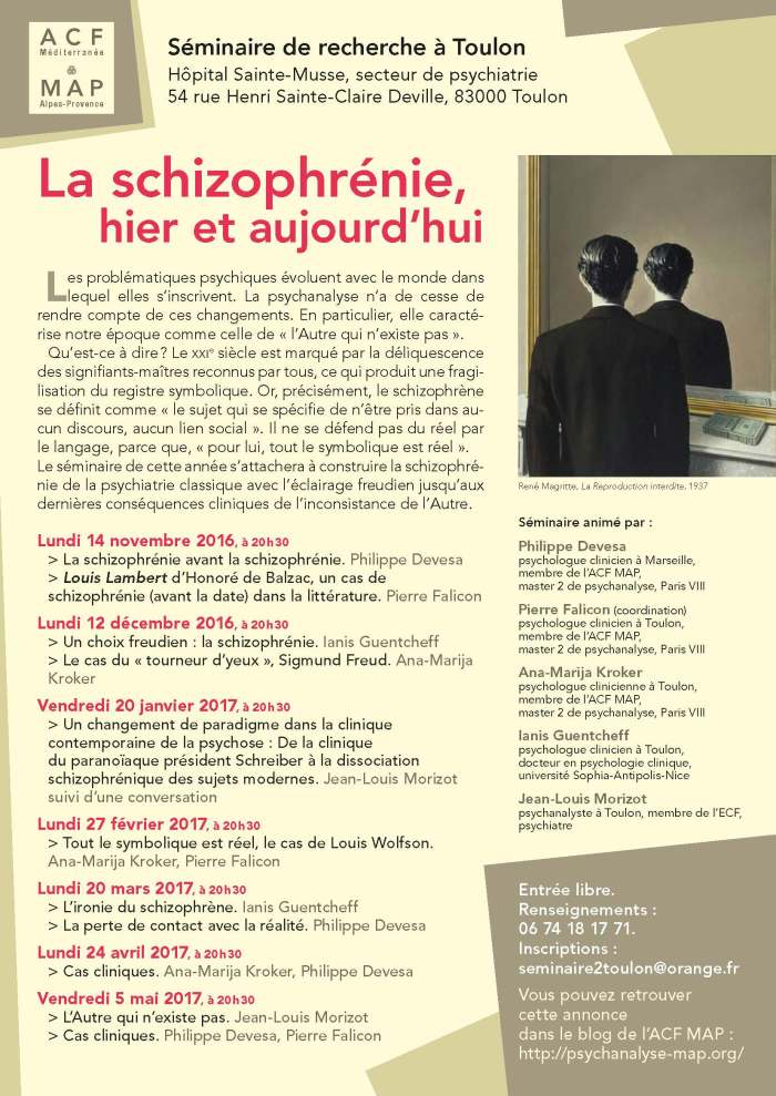 seminaire-recherche-toulon-la-schizophrenie