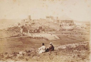 acropole XIXe siècle