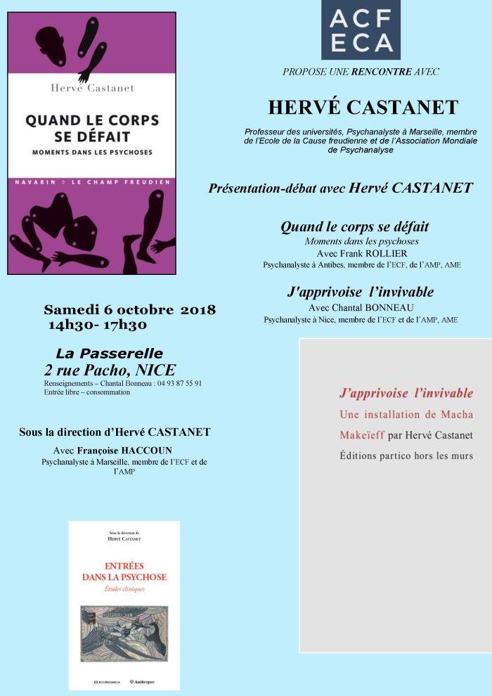 Hervé Castanet 6 oct - Nice